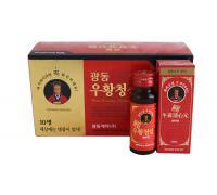 An Cung Dạng Nước Hàn Quốc Hộp Đỏ 50ml x 10 Chai