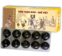 Bổ Thận Tăng Cường Sinh Lực Với Tinh Thận Đơn - Quế Việt